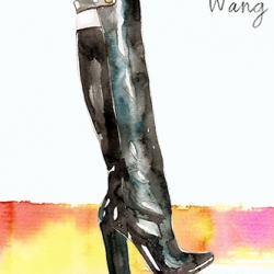 Alexander Wang for Refinery29
