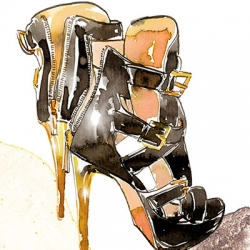 Herve Leger (Selected for American Illustration 33)