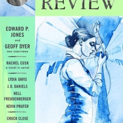 the Paris Review cover