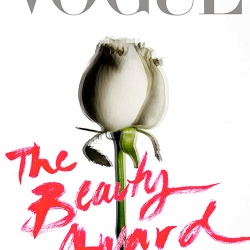 Vogue Nippon (Beauty Awards cover)
