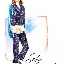 Sofia Coppola for Milk X Magazine HK