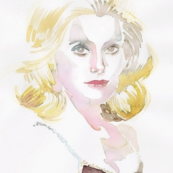 Catherine Deneuve for Milk X Magazine