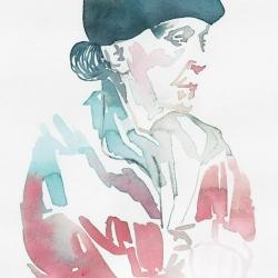 Louise Bourgeois for Milk X Magazine