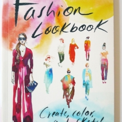 Fashion Activity Journal cover