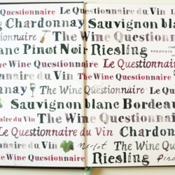 The Wine Questionairre cover