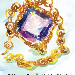The Tiffany Amethyst Necklace Chronicle Books